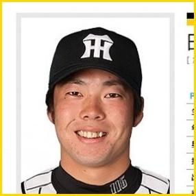 田面功二郎 阪神タイガース