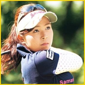 青木瀬令奈 女子ゴルフ