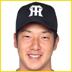 横田 阪神タイガース