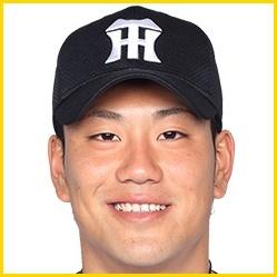 中谷 阪神タイガース
