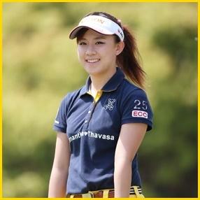 香妻琴乃 女子ゴルフ