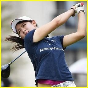 吉本ひかる 女子ゴルフ