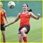 アレックスモーガン 女子サッカー