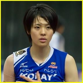 迫田さおり バレーボール女子