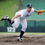 馬場(阪神ドラフト1位)投手の握力が凄い!変化球の持ち球は?